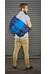 Timbuk2 Classic Messenger Bag L Dusk Blue/Black